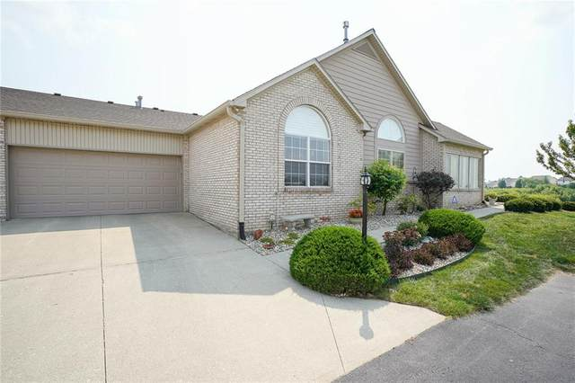 11357 Winding Wood Court 10/39, Indianapolis, IN 46235 (MLS #21734647) :: Heard Real Estate Team | eXp Realty, LLC