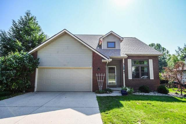 4201 S Hedgewood Drive, Bloomington, IN 47403 (MLS #21734671) :: Mike Price Realty Team - RE/MAX Centerstone