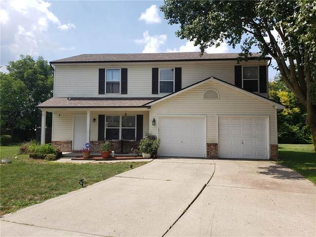 4060 Waterfield Drive, Indianapolis, IN 46235 (MLS #21734672) :: Anthony Robinson & AMR Real Estate Group LLC