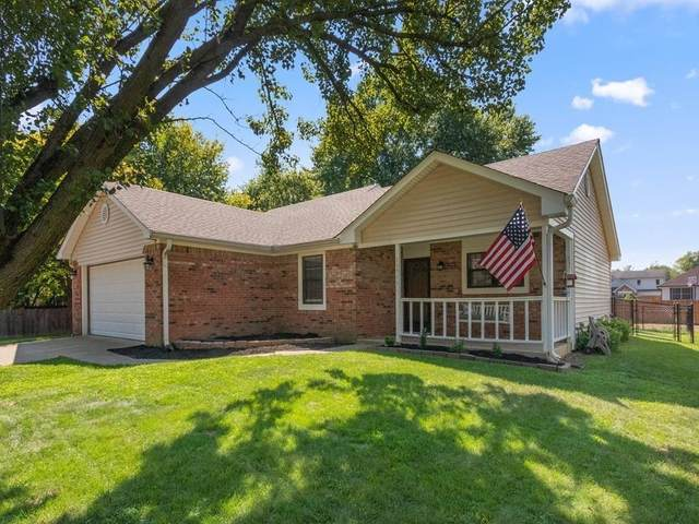 11515 Geist Woods Drive, Indianapolis, IN 46236 (MLS #21734676) :: Mike Price Realty Team - RE/MAX Centerstone