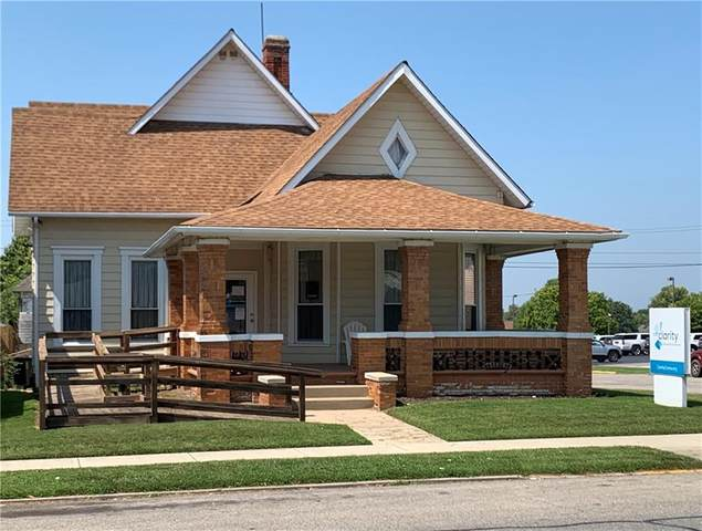 502 S Walnut Street, Seymour, IN 47274 (MLS #21734685) :: Heard Real Estate Team | eXp Realty, LLC