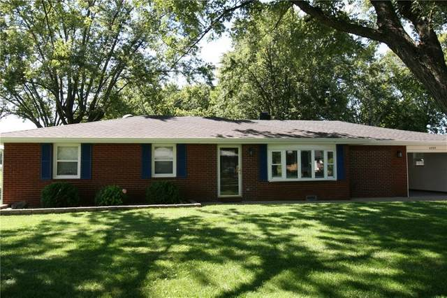 6939 Meridian Street, Anderson, IN 46013 (MLS #21734701) :: Mike Price Realty Team - RE/MAX Centerstone