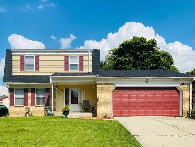 3245 N Milford Road, Indianapolis, IN 46235 (MLS #21734702) :: Mike Price Realty Team - RE/MAX Centerstone
