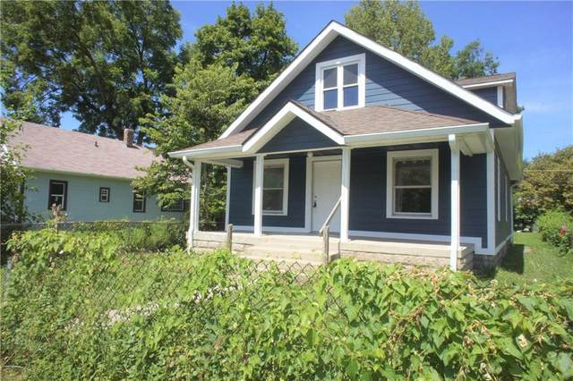 958 W Roache Street, Indianapolis, IN 46208 (MLS #21734704) :: Mike Price Realty Team - RE/MAX Centerstone
