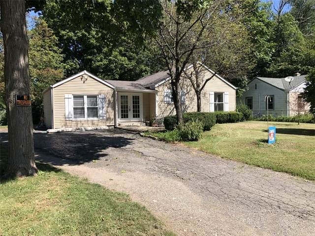 2312 Durham Drive, Indianapolis, IN 46220 (MLS #21734734) :: Mike Price Realty Team - RE/MAX Centerstone
