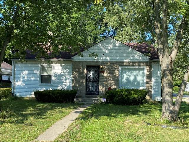 3570 N Dequincy Street, Indianapolis, IN 46218 (MLS #21734743) :: Mike Price Realty Team - RE/MAX Centerstone