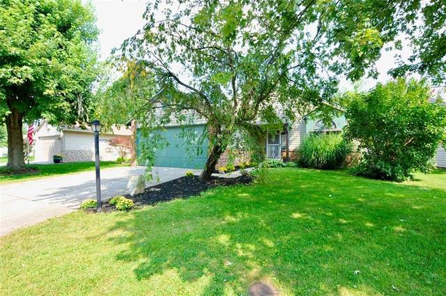 5904 Timber Lake Way, Indianapolis, IN 46237 (MLS #21734749) :: Mike Price Realty Team - RE/MAX Centerstone