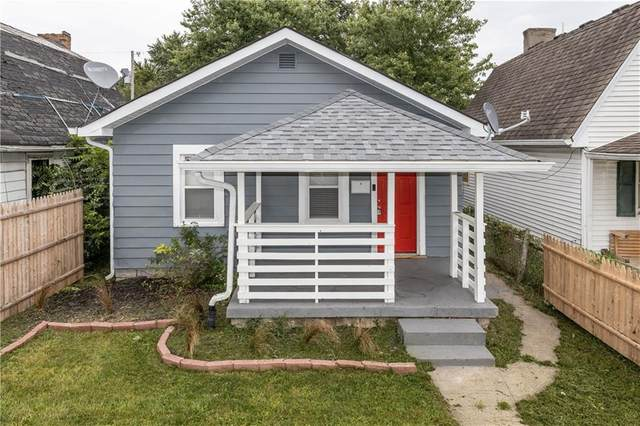 1627 S Asbury Street, Indianapolis, IN 46203 (MLS #21734751) :: Mike Price Realty Team - RE/MAX Centerstone