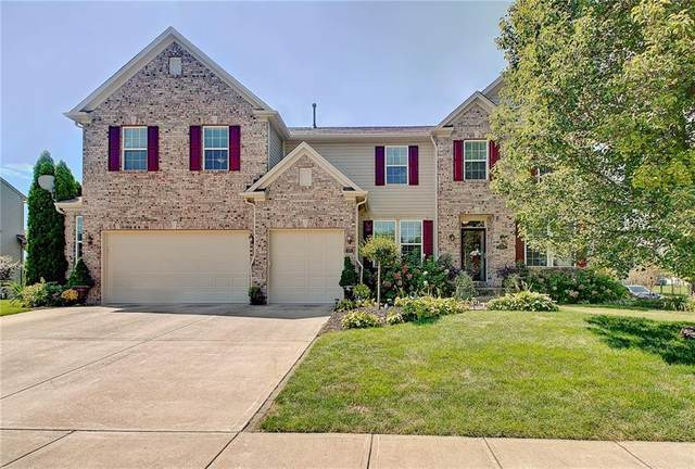1234 Turfway Drive, Avon, IN 46123 (MLS #21734780) :: Mike Price Realty Team - RE/MAX Centerstone