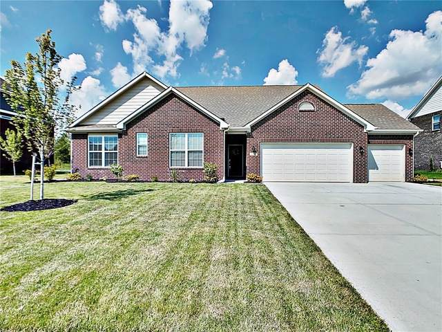 3580 Danbury Court, Bargersville, IN 46106 (MLS #21734789) :: Mike Price Realty Team - RE/MAX Centerstone