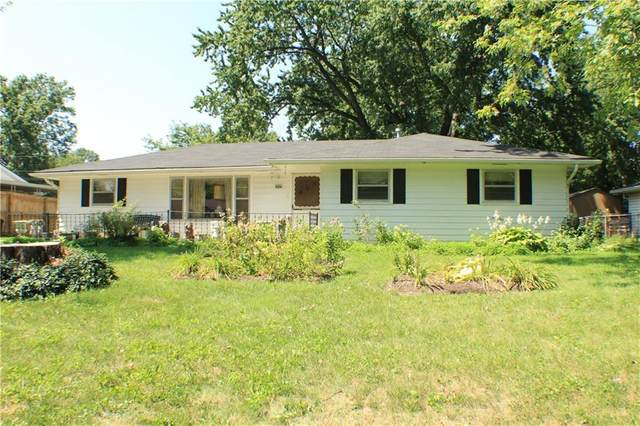 4356 Allen Drive, Brownsburg, IN 46112 (MLS #21734795) :: Mike Price Realty Team - RE/MAX Centerstone