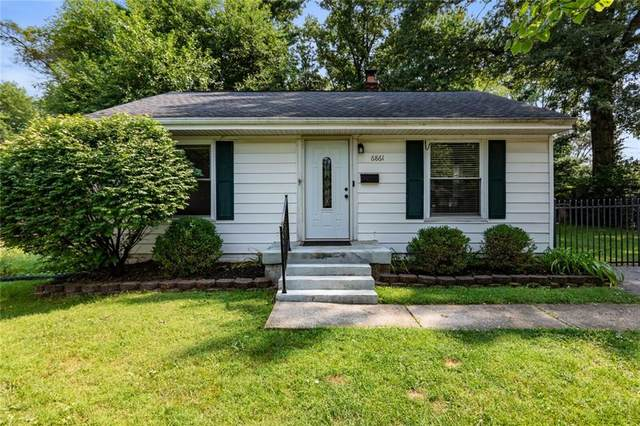 6861 Brouse Avenue, Indianapolis, IN 46220 (MLS #21734807) :: Mike Price Realty Team - RE/MAX Centerstone