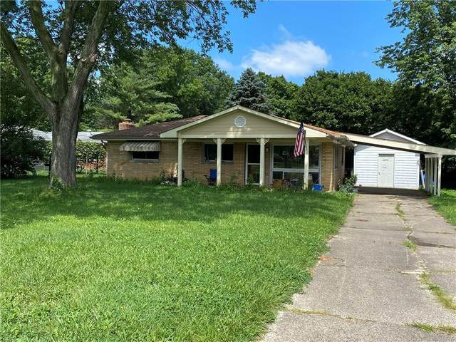 6666 W 12th Street, Indianapolis, IN 46214 (MLS #21734828) :: Anthony Robinson & AMR Real Estate Group LLC