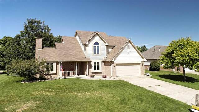 902 Saint Andrews Drive, Avon, IN 46123 (MLS #21734835) :: Mike Price Realty Team - RE/MAX Centerstone