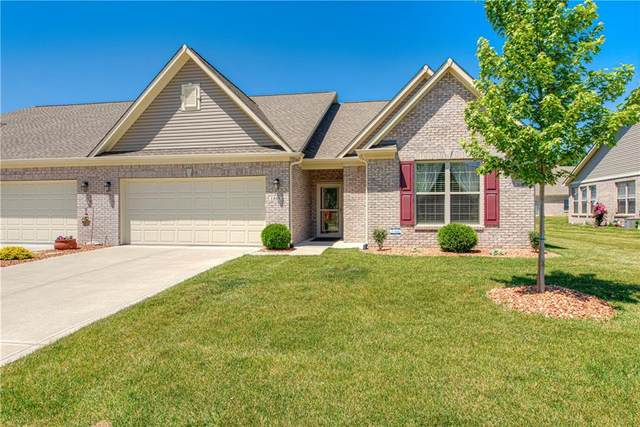 1352 Redstone Drive, Avon, IN 46123 (MLS #21734837) :: Mike Price Realty Team - RE/MAX Centerstone