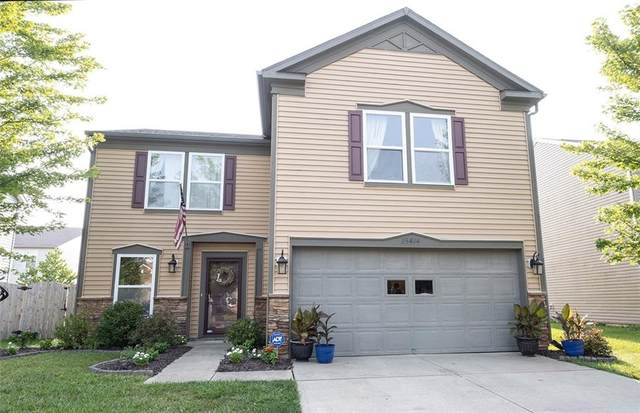 15414 Destination Drive, Noblesville, IN 46060 (MLS #21734840) :: Mike Price Realty Team - RE/MAX Centerstone