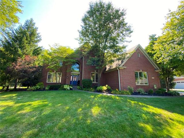 9754 Reston Lane, Fishers, IN 46055 (MLS #21734858) :: Anthony Robinson & AMR Real Estate Group LLC