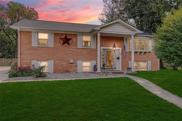 233 Reynolds Drive, Lebanon, IN 46052 (MLS #21734875) :: Anthony Robinson & AMR Real Estate Group LLC