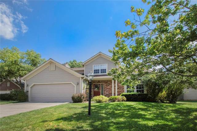 5675 Pinto Circle, Indianapolis, IN 46228 (MLS #21734897) :: Anthony Robinson & AMR Real Estate Group LLC