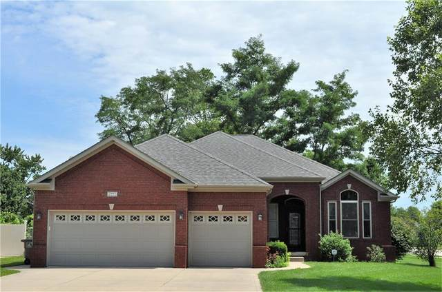 2993 Wild Orchid Way, Columbus, IN 47201 (MLS #21734903) :: Anthony Robinson & AMR Real Estate Group LLC