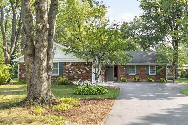 4355 Melbourne Road E, Indianapolis, IN 46228 (MLS #21734918) :: Anthony Robinson & AMR Real Estate Group LLC