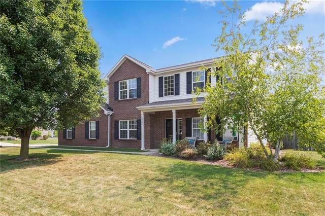 12681 Chiefs Court, Fishers, IN 46037 (MLS #21734922) :: Mike Price Realty Team - RE/MAX Centerstone