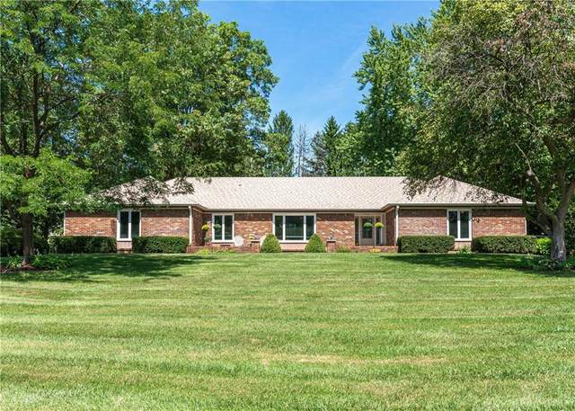 198 Twin Springs Court, Carmel, IN 46033 (MLS #21734929) :: Anthony Robinson & AMR Real Estate Group LLC
