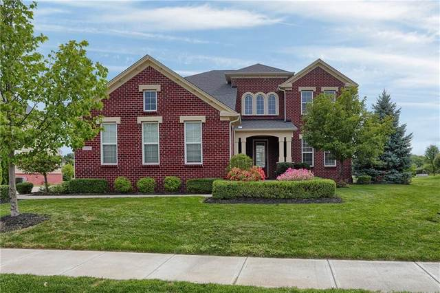 2713 E High Grove Circle, Zionsville, IN 46077 (MLS #21734945) :: AR/haus Group Realty