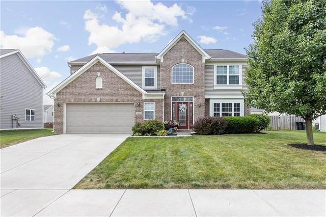 1483 Hession Drive, Brownsburg, IN 46112 (MLS #21734947) :: David Brenton's Team