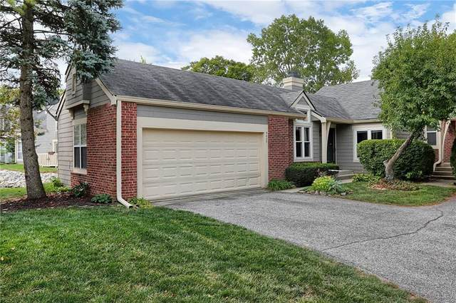 9420 Bridgewater Circle, Indianapolis, IN 46250 (MLS #21734953) :: Mike Price Realty Team - RE/MAX Centerstone