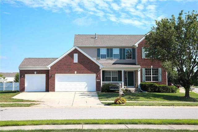 3725 Newberry Road, Plainfield, IN 46168 (MLS #21734955) :: Anthony Robinson & AMR Real Estate Group LLC