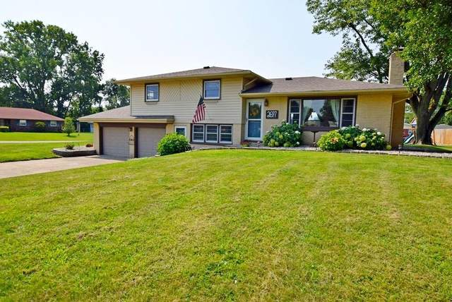 2697 Maple Street, Anderson, IN 46013 (MLS #21734970) :: Mike Price Realty Team - RE/MAX Centerstone