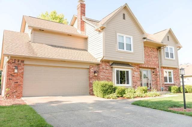 7780 Santolina Drive, Indianapolis, IN 46237 (MLS #21734974) :: Anthony Robinson & AMR Real Estate Group LLC