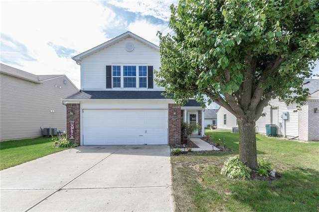10523 Wintergreen Way, Indianapolis, IN 46234 (MLS #21735007) :: Mike Price Realty Team - RE/MAX Centerstone