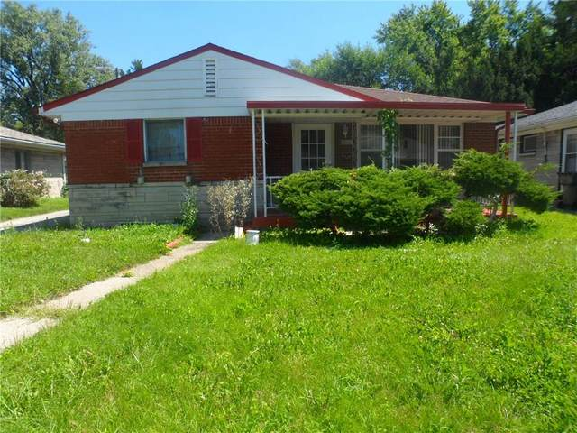 3229 N Dequincy Street, Indianapolis, IN 46218 (MLS #21735009) :: The Evelo Team