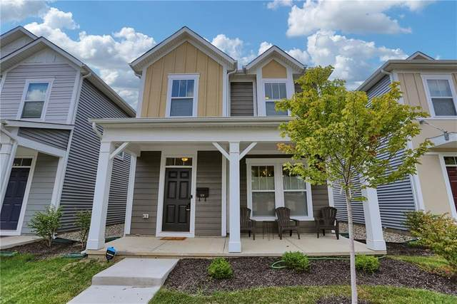 208 Haugh Street, Indianapolis, IN 46222 (MLS #21735011) :: Anthony Robinson & AMR Real Estate Group LLC