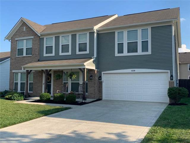 6108 N Woods Edge Drive, Mccordsville, IN 46055 (MLS #21735013) :: Mike Price Realty Team - RE/MAX Centerstone