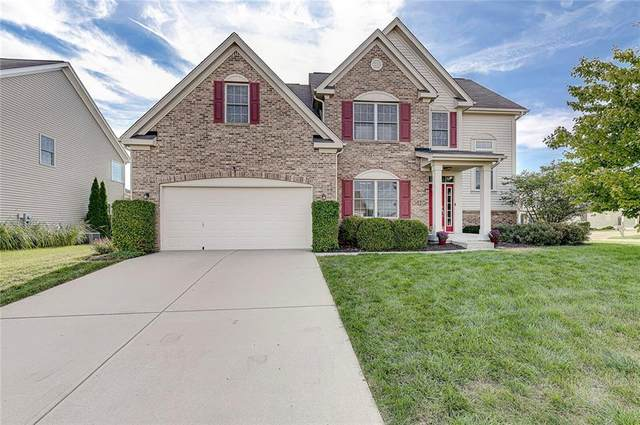 7526 Ockley Lane, Indianapolis, IN 46259 (MLS #21735016) :: Anthony Robinson & AMR Real Estate Group LLC