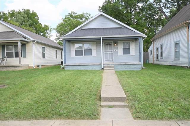 2809 N Olney Street, Indianapolis, IN 46218 (MLS #21735028) :: Mike Price Realty Team - RE/MAX Centerstone