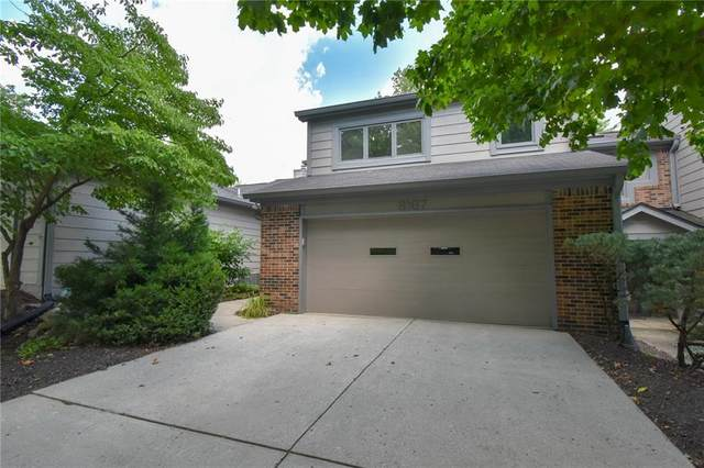 8167 Shorewalk Drive, Indianapolis, IN 46236 (MLS #21735031) :: David Brenton's Team