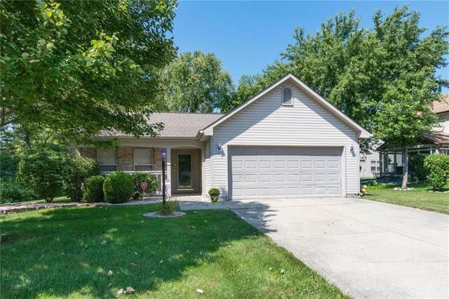 726 Washington Cove Way, Indianapolis, IN 46229 (MLS #21735054) :: Dean Wagner Realtors