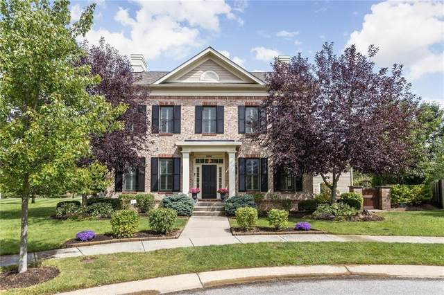 6693 Chapel Crossing, Zionsville, IN 46077 (MLS #21735061) :: Anthony Robinson & AMR Real Estate Group LLC