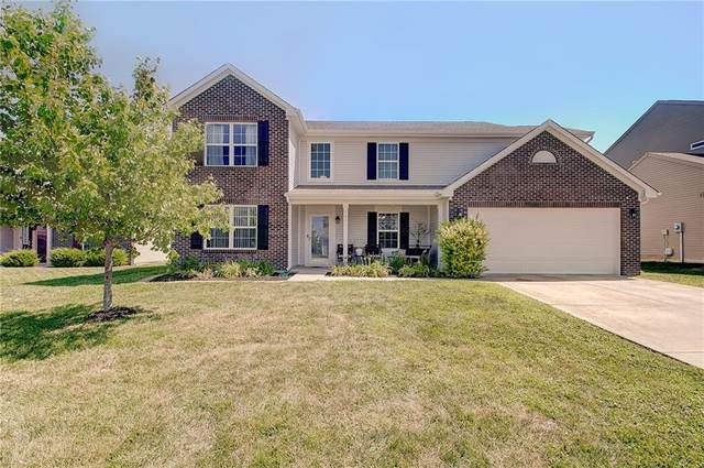 1431 Gleneagle Drive, Indianapolis, IN 46239 (MLS #21735068) :: Mike Price Realty Team - RE/MAX Centerstone