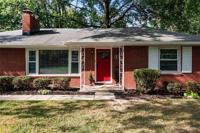 3410 Manor Road, Anderson, IN 46011 (MLS #21735078) :: Heard Real Estate Team | eXp Realty, LLC