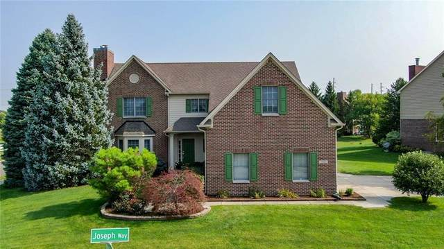 13563 Spring Farms Drive, Carmel, IN 46032 (MLS #21735092) :: Anthony Robinson & AMR Real Estate Group LLC