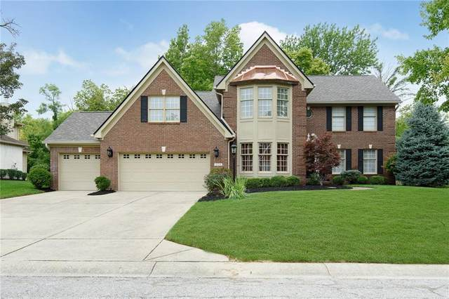 8706 Sturgeon Bay Lane, Indianapolis, IN 46236 (MLS #21735097) :: Mike Price Realty Team - RE/MAX Centerstone