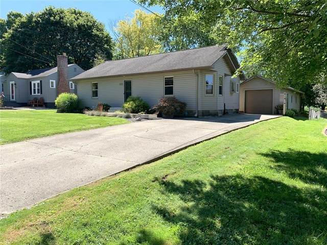 919 Lindberg Road, Anderson, IN 46012 (MLS #21735098) :: Anthony Robinson & AMR Real Estate Group LLC