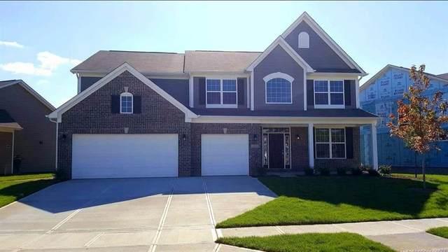 15809 Eastpark Drive, Noblesville, IN 46060 (MLS #21735108) :: Heard Real Estate Team | eXp Realty, LLC