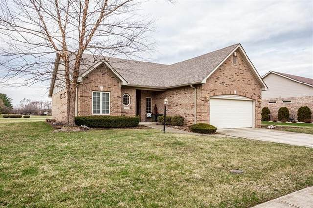5412 Rosebrock Lane, Indianapolis, IN 46217 (MLS #21735109) :: Mike Price Realty Team - RE/MAX Centerstone