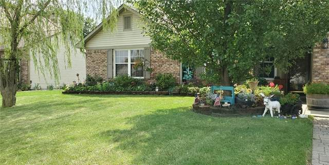 6689 Blackthorn Drive, Indianapolis, IN 46221 (MLS #21735119) :: Mike Price Realty Team - RE/MAX Centerstone